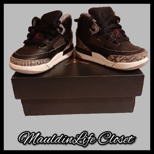 Nike Air Jordan Spizike Toddler Shoes 7C